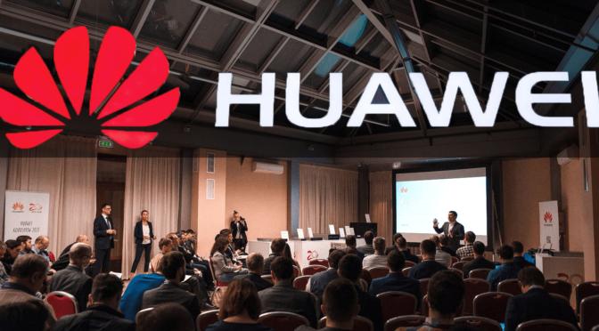 В Краснодаре прошла конференция Huawei Regional Road Show 2020