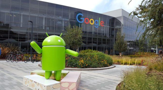 На Google подали иск на 5 млрд долларов