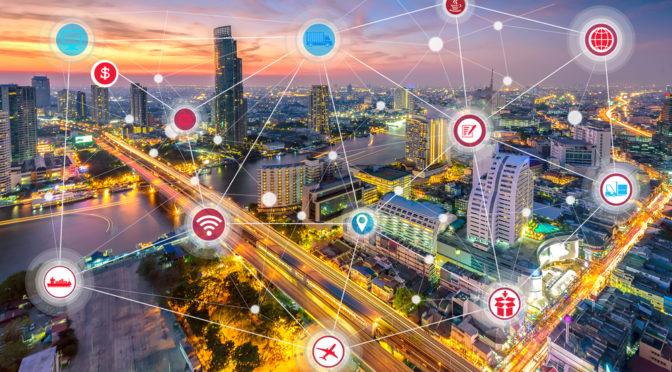 Проблемы внедрения «умных городов»